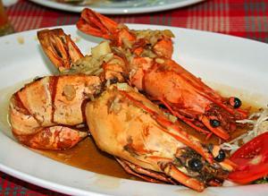 Tajlandia - Kuchnia tajska