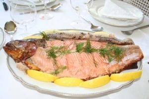 Szwecja - Kuchnia Szwedzka
