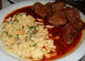 Węgry - Kuchnia węgierska