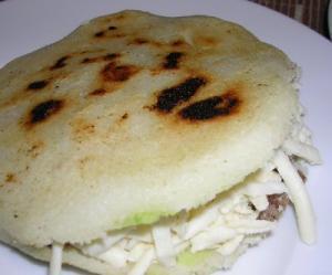 Wenezuela - Kuchnia Wenezuelska