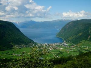 Norwegia - Regiony w Norwegii