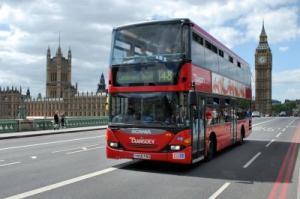 Londyn - Transport publiczny w Londynie