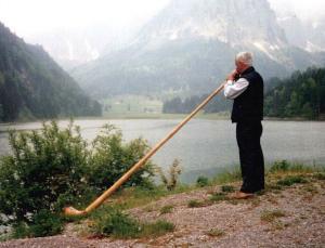 Szwajcaria - Tradycje w Szwajcarii