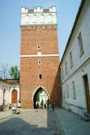 Sandomierz Brama Opatowska