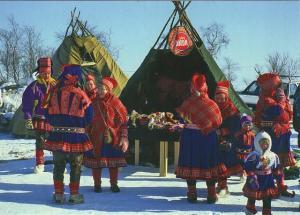 Norwegia - Ludność Norwegii
