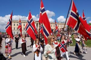 Norwegia - Tradycje w Norwegii
