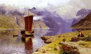 Norwegia - Malarze norwescy