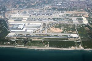 Barcelona - Lotniska w Barcelonie