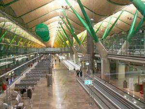 Madryt - Lotniska w Madrycie