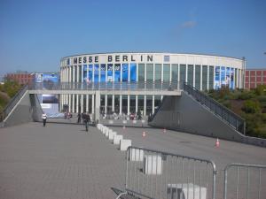 Berlin - Międzynarodowe Targi Berlińskie