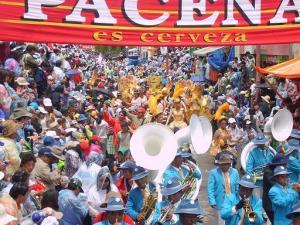 Boliwia - Tradycje w Boliwii