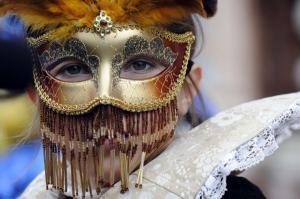Włochy - Karnawał w Wenecji