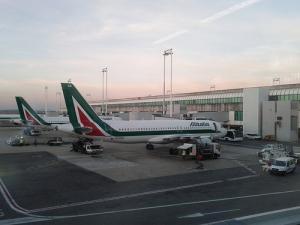 Włochy - Lotniska w Rzymie