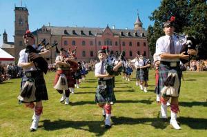 Wielka Brytania - Kultura Szkocka