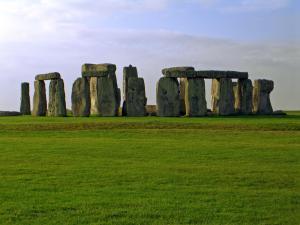 Wielka Brytania - Stonehenge