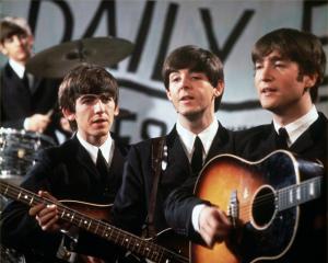 Wielka Brytania - The Beatles
