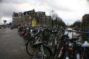Amsterdam Wszechobecne rowery