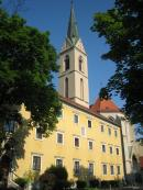 Zagrzeb Klasztor i kościół