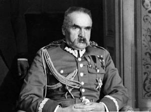 Polska - J�zef Pi�sudski