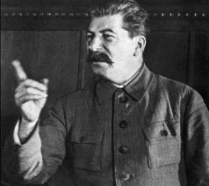 Rosja - J�zef Stalin