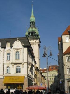 Brno - Stary ratusz w Brnie