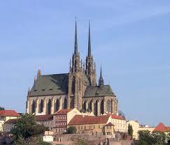 Brno - Katedra Świętych Piotra i Pawła w Brnie