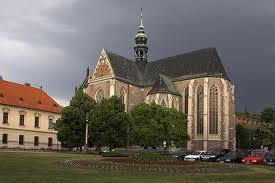 Brno - Bazylika pw. Wniebowzięcia Najświętszej Maryi Panny