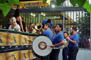 Serbia - Festiwal Trąb w Guca
