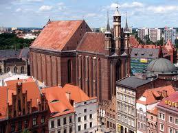 Toruń - Kościół Wniebowzięcia NMP w Toruniu