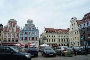 Szczecin - Star�wka w Szczecinie