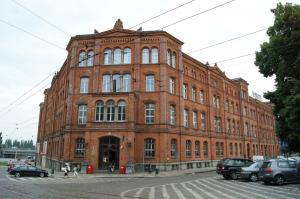 Szczecin - Gmach poczty