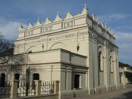Zamość - Synagoga na Starym Mieście w Zamościu