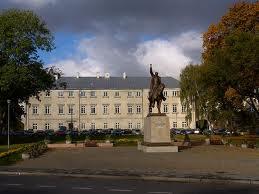 Zamość - Pałac Zamoyskich na Starym Mieście