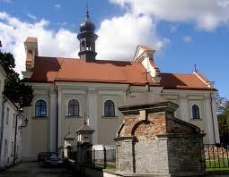 Zamość - Kościół św. Katarzyny na Starym Mieście w Zamościu