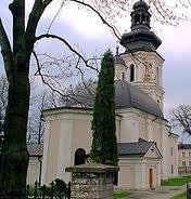 Zamość - Kościół pw. św. Mikołaja na Starym Mieście