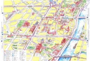 Szczecin - Szczecin mapa zabytl�w