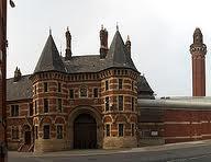 Manchester - Więzienie i wieża strażnicza w Manchester