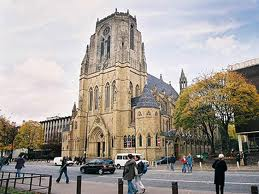 Manchester - Kościół Najświętszego Imienia Jezus