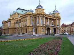 Zagrzeb - Teatr Narodowy w Zagrzebiu