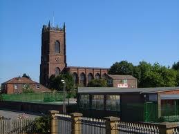 Liverpool - Kościół św. Jerzego