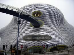Birmingham - Bull Ring i kościół św. Marcina