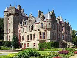 Belfast - Zamek w Belfa�cie