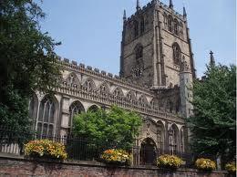 Nottingham - Kościół Mariacki w Nottingham