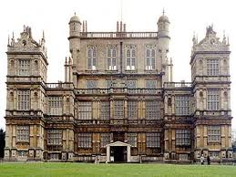 Nottingham - Wollaton Hall w Nottingham