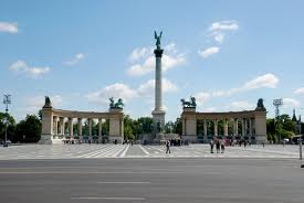 Budapeszt - Plac Bohater�w