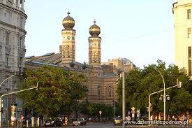 Budapeszt - Wielka Synagoga w Budapeszcie