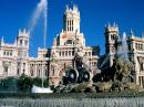 Madryt Plaza de Cibeles