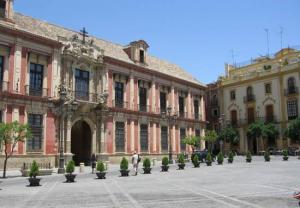 Sewilla - Szpital Miłosierdzia