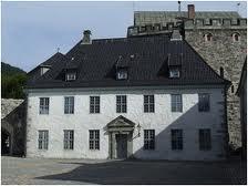 Bergen - Zamek Bergenhus