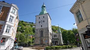 Bergen - Katedra �w. Olafa